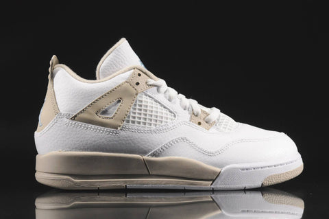 Jordan 4 Retro GP Kids Linen