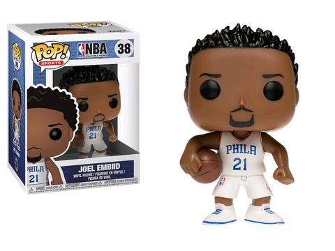 NBA - Joel Embiid Pop! Vinyl