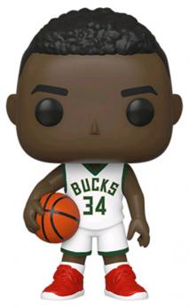 NBA: Bucks - Giannis Antetokounmpo Pop! Vinyl