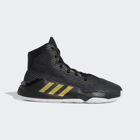 Adidas Pro Bounce 2019 Junior - Black/Gold