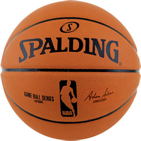NBA RUBBER GAME BALL - SIZE 6
