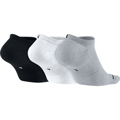 Jumpman No-Show 3 Pack Socks