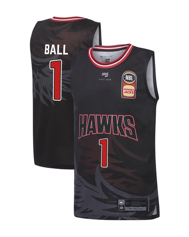 Illawarra Hawks 19/20 Youth Authentic Home Jersey - LaMelo Ball