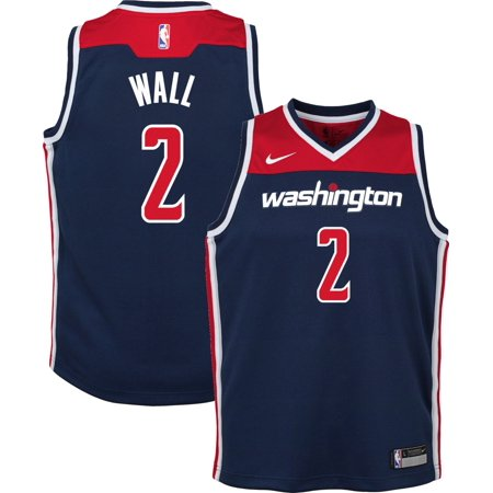 buy popular 2705b a17e6 [Nike/NBA] Youth Swingman John Wall Washington Wizards Jersey