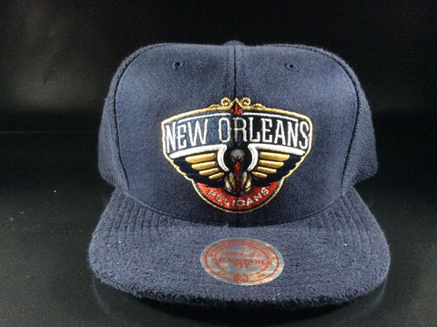 Mitchell & Ness - French Terry Snapback