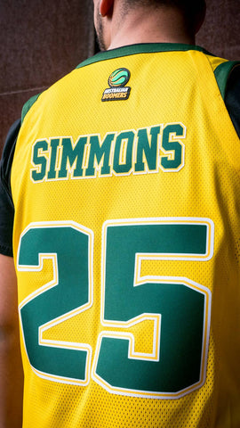 Boomers Ben Simmons Jersey