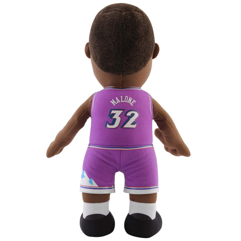 "Utah Jazz® Karl Malone 10"" Plush Figure"