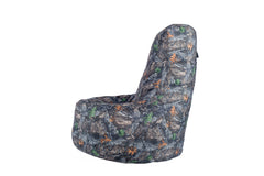 Durable Backwoods Camo Adult Bean Bag Chair