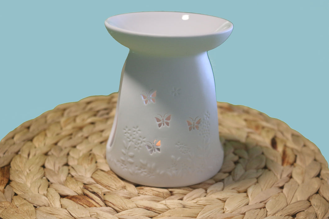 Porcelain Tealight Burner