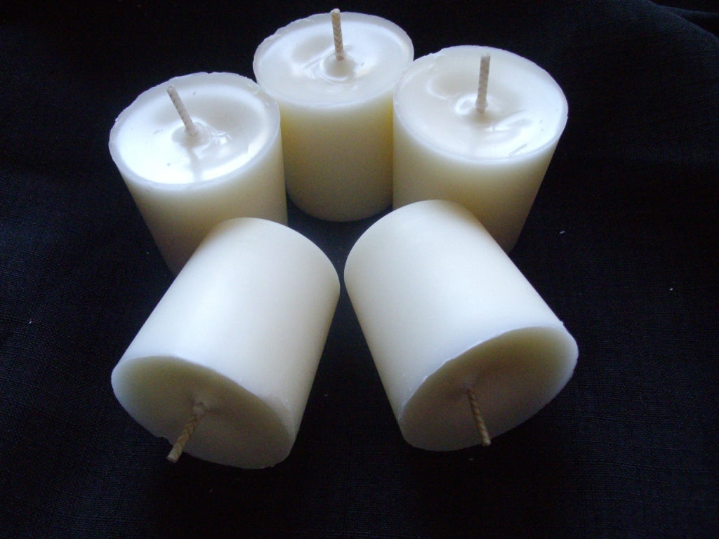 Soy Wax Votive candles - unscented