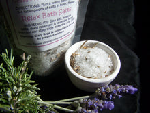 Load image into Gallery viewer, Handmade Bath Salts