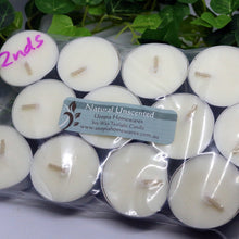 Load image into Gallery viewer, **Seconds Quality** Tealight Candles 12 pack