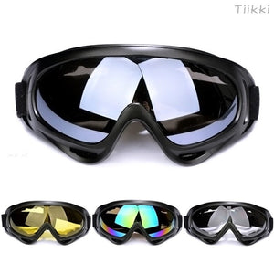 Cycling Bike Motorcycle ATV Motocross Ski Snowboard Off road Goggles FITS OVER RX