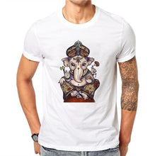 Load image into Gallery viewer, Men's Ganesha Tee (Remover of Obstacles)
