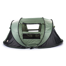 Load image into Gallery viewer, 4-Person Dome Family Tent w/ Anti-UV For Hiking