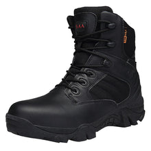 Load image into Gallery viewer, Men Non-Slip Outdoor Climbing & Hiking Boots