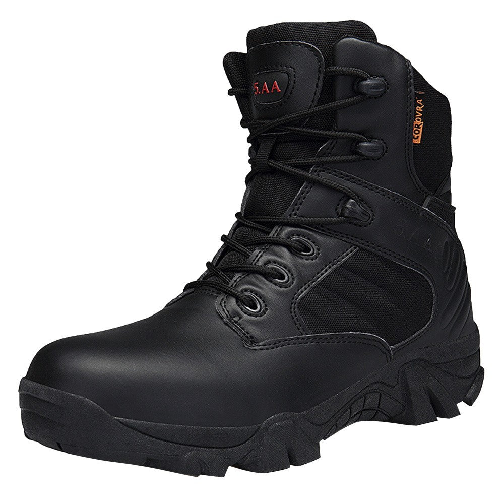 Men Non-Slip Outdoor Climbing & Hiking Boots