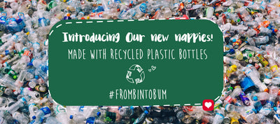 Our Most Sustainable Pop-ins Yet! - #frombintobum