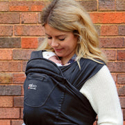 Caboo + Organic Baby Carrier - Outerspace!