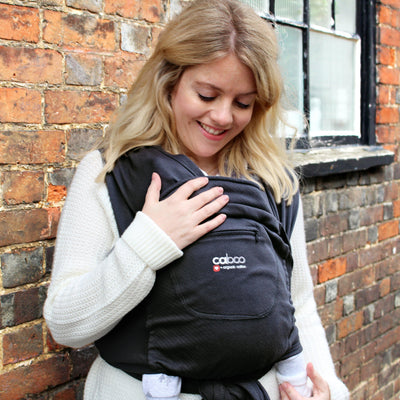 Caboo + Organic Baby Carrier - Outerspace