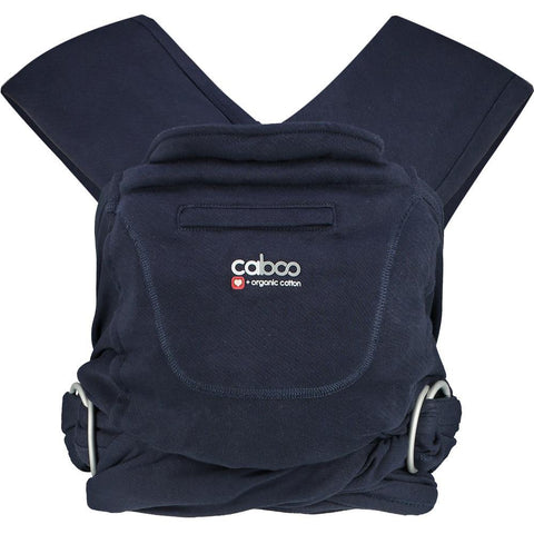 Caboo + Organic Baby Carrier