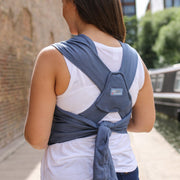 Copy of Caboo + Cotton Blend Baby Carrier - Stonewash
