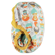 Single Printed Nappy Bamboo - Bliss Superhero Collection