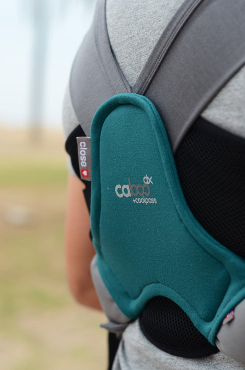 Caboo dx + Coolpass Baby Carrier