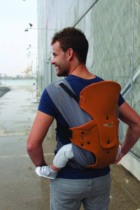 Caboo dx + Merino Baby Carrier