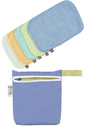 Reusable Bamboo Baby Wipes