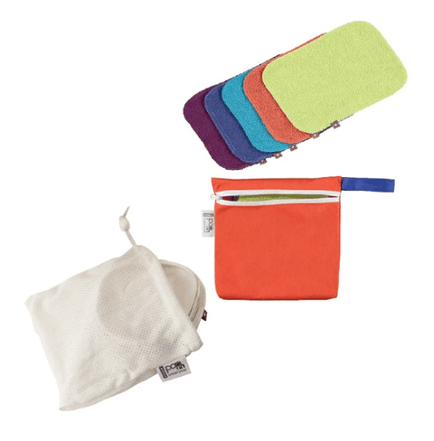 Breast Pad and Bamboo Wipes Duo pack