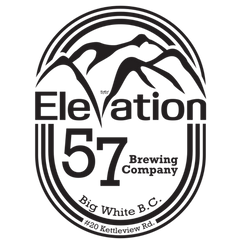 Elevation 57 Logo - Best Beer in Canada