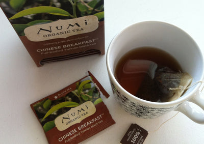 Organic Drinks: 6 Incredible Health Benefits of Tea