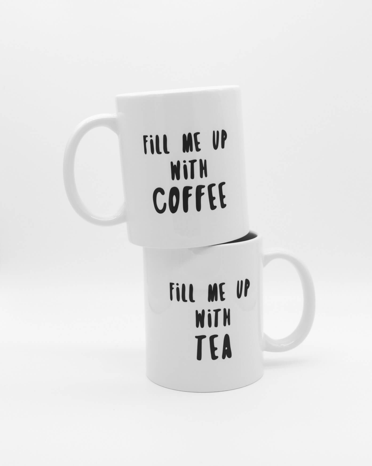 Lifestyle Coffee, Travel and Gift Tea Mugs