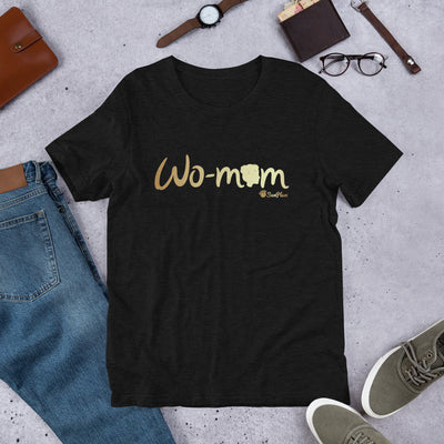 WO-MOM Short-Sleeve Unisex T-Shirt Black,S,Black,M,Black,L,Black,XL,Black,2XL,Brown,S,Brown,M,Brown,L,Brown,XL,Brown,2XL,Black Heather,S,Black Heather,M,Black Heather,L,Black Heather,XL,Black Heather,2XL,Navy,S,Navy,M,Navy,L,Navy,XL,Navy,2XL,Forest,S,Forest,M,Forest,L,Forest,XL,Forest,2XL,Dark Grey Heather,S,Dark Grey Heather,M,Dark Grey Heather,L,Dark Grey Heather,XL,Dark Grey Heather,2XL,True Royal,S,True Royal,M,True Royal,L,True Royal,XL,True Royal,2XL,Heather True Royal,S,Heather True Royal,M,Heather T