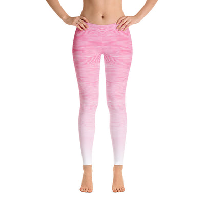 Beautiful Inside and Out Pink Cosmic Dream Comfortable Printed Leggings XS,S,M,L,XL from %store_name% at 49.30 USD
