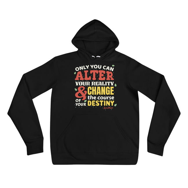 Only You Can Alter Your Reality Unisex Hoodie S,M,L,XL,2XL from %store_name% at 39.99 USD