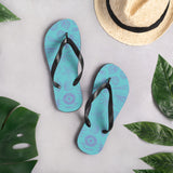 Sea Shells Multi-colored Flip-Flops S,M,L from %store_name% at 18.95 USD