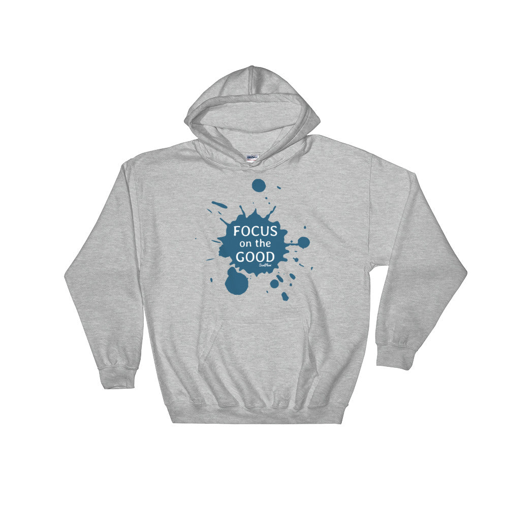 Focus on the Good Hooded Sweatshirt White,S,White,M,White,L,White,XL,White,2XL,White,3XL,White,4XL,White,5XL,Black,S,Black,M,Black,L,Black,XL,Black,2XL,Black,3XL,Black,4XL,Black,5XL,Sport Grey,S,Sport Grey,M,Sport Grey,L,Sport Grey,XL,Sport Grey,2XL,Sport Grey,3XL,Sport Grey,4XL,Sport Grey,5XL from %store_name% at 36.95 USD