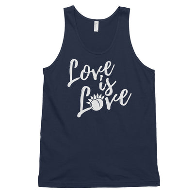 Love is Love Classic Tank Top (Unisex) Black,XS,Black,S,Black,M,Black,L,Black,XL,Asphalt,XS,Asphalt,S,Asphalt,M,Asphalt,L,Asphalt,XL,Navy,XS,Navy,S,Navy,M,Navy,L,Navy,XL from %store_name% at 24.95 USD