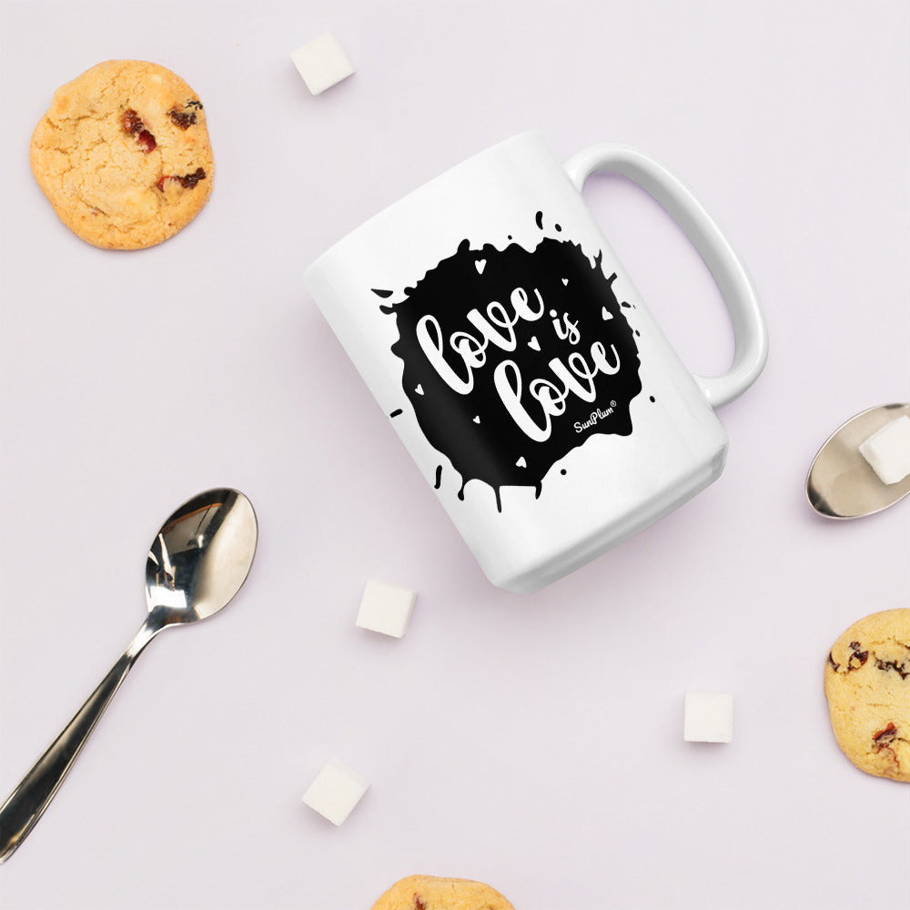 Love is Love Cozy Mug