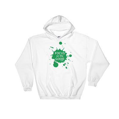 Focus on the Good Hooded Sweatshirt White,S,White,M,White,L,White,XL,White,2XL,White,3XL,White,4XL,White,5XL,Black,S,Black,M,Black,L,Black,XL,Black,2XL,Black,3XL,Black,4XL,Black,5XL,Navy,S,Navy,M,Navy,L,Navy,XL,Navy,2XL,Navy,3XL,Navy,4XL,Navy,5XL,Sport Grey,S,Sport Grey,M,Sport Grey,L,Sport Grey,XL,Sport Grey,2XL,Sport Grey,3XL,Sport Grey,4XL,Sport Grey,5XL from %store_name% at 36.95 USD