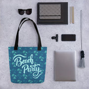 Beach Party Island Fever Tote Bag Default Title from %store_name% at 28.00 USD