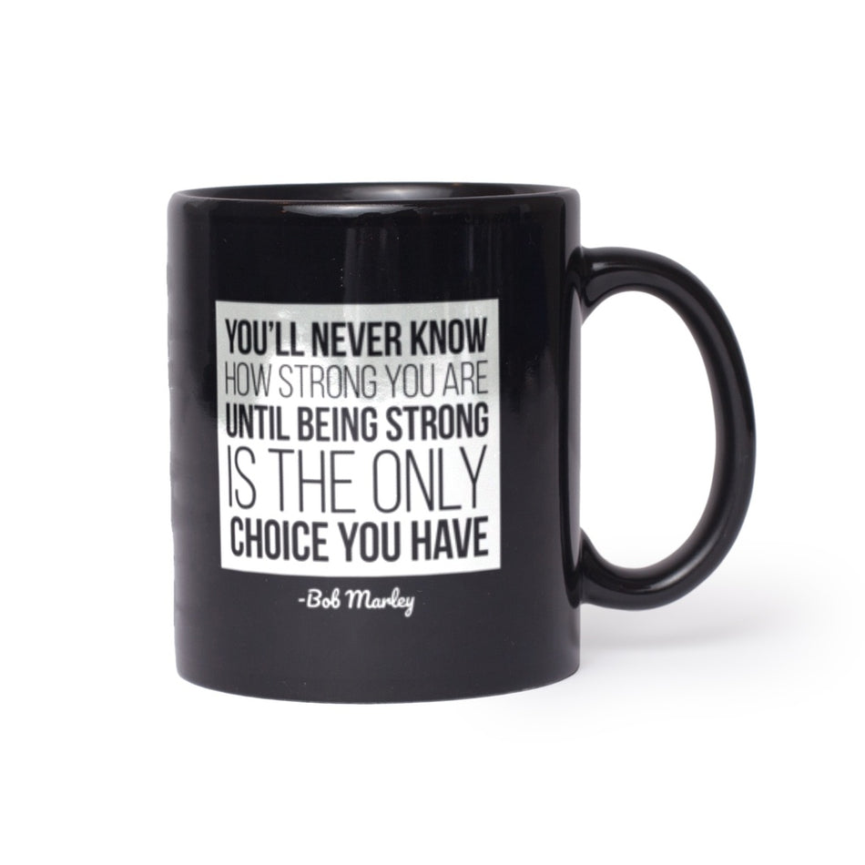 Youll Never Know How Strong You Are Lifestyle Coffee Mug 11 oz,15 oz from %store_name% at 11.00 USD