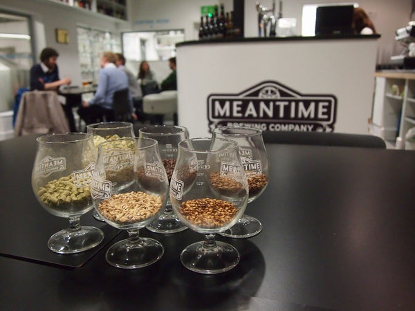 BrewHeads at Meantime Brewing Co.