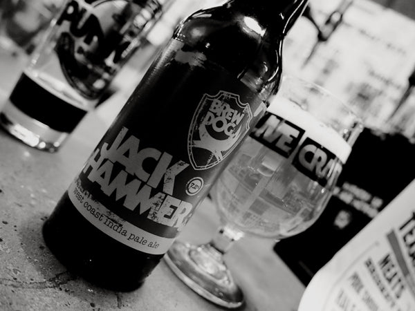 Jack Hammer is a hopheads dream