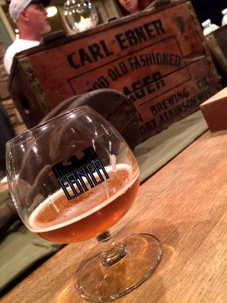 Old to the New: Ebner Brewing showing respect for family name and history