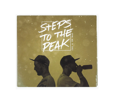 Cee - Steps To The Peak EP - CD