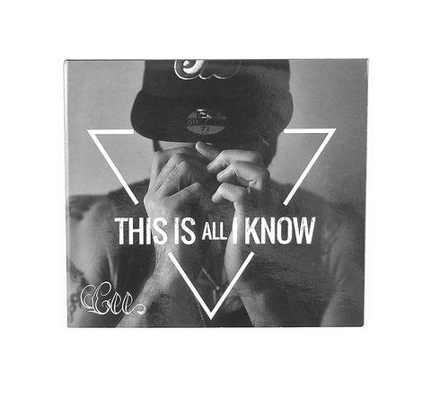 Cee - This Is All I Know - CD