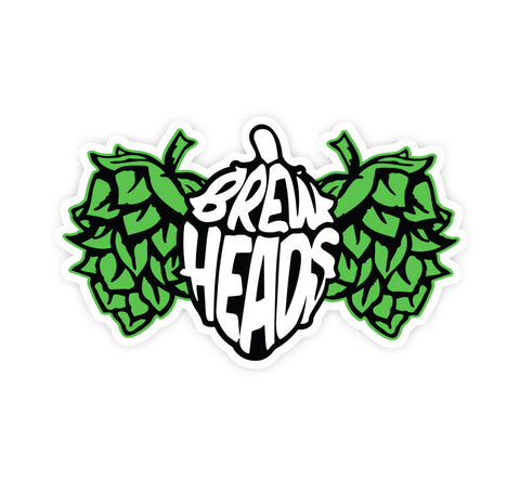 Hops Sticker